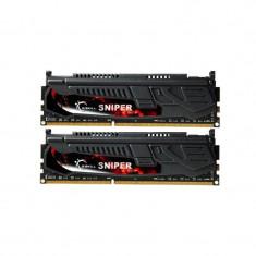 Memorie G.Skill Sniper, DDR3, 2 x 8 GB, 1866 MHz, CL10, kit - Memorie RAM