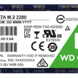 Western Digital SSD WDS240G1G0B, M.2, SATA, 240GB, SATA/600, verde