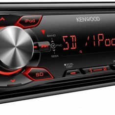 Sistem auto Kenwood Radio/ CD Player KMM-361SD - CD Player MP3 auto