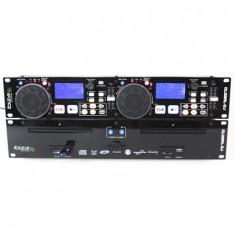 Consola DJ DJ-Tech DUAL CD-MP3/USB/SD PLAYER + SCRATCH - Console DJ