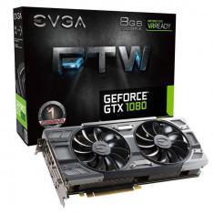 Placa video EVGA GeForce GTX 1080 FTW GAMING ACX 3.0, 8 GB GDDR5X, 256-bit - Placa video PC