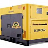 KIPOR generator insonorizat KDE 16 SS, diesel, 13 kW, fara automatizare - Generator curent