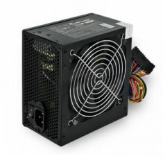 Sursa Whitenergy Black Line, ATX 2.2, 500W, ventilator 120 mm, PFC Pasiv - Sursa PC