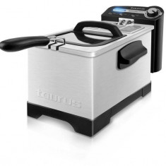 Friteuza Taurus Professional 3 Plus, 2100W, 3 litri, inox
