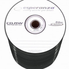 ESPERANZA CD-RW ESPERANZA [ spindle 1 | 700MB | 80 min 12x ] - CD Writer PC