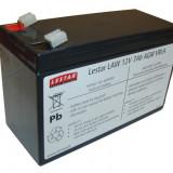 LESTAR acumulator UPS LAWu 12V 7Ah AGM VRLA