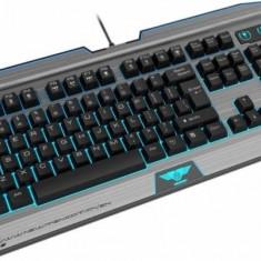 Tastatura Newmen GM100, USB, gaming, iluminata