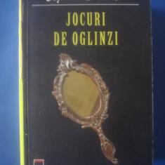 AGATHA CHRISTIE - JOCURI DE OGLINZI - Carte politiste, Litera