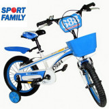 Bicicleta copii BMX – pentru baieti intre 4 si 8 ani