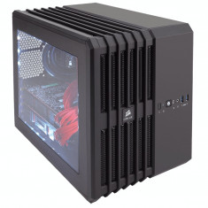 Carcasa Corsair Carbide Series Air 240, Micro ATX, neagra, fara sursa - Carcasa PC