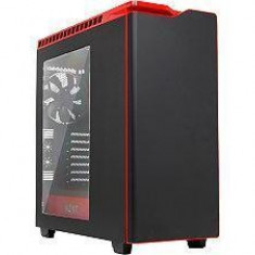 Carcasa NZXT H440 Matte Black-red with window - Carcasa PC