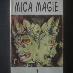 MICA MAGIE - Carte ezoterism, Litera