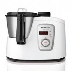 Robot de bucatarie Taurus Robot Cuisine, 1.5 l, 1600 W, cu functie de gatit la aburi - Robot Bucatarie