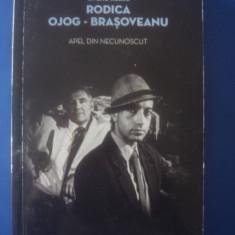 RODICA OJOG-BRAȘOVEANU - APEL DIN NECUNOSCUT - Carte politiste, Litera