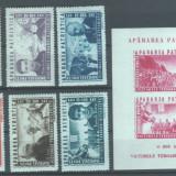 1945 L.P. 165 si 168 conditie perfecta - Timbre Romania, Nestampilat