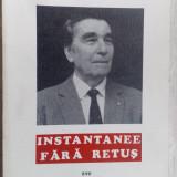 NICOLAE LUPAN - INSTANTANEE FARA RETUS (1995, EVF BUCURESTI / NISTRU BRUXELLES)