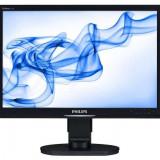 Monitor 24 inch, Philips Briliance 240B Black, 3 Ani Garantie