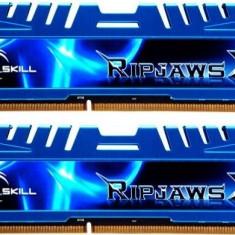 Memorie G.Skill DDR3, 2400mhz, 16GB, C11 RipX K2, 1.65V - Memorie RAM