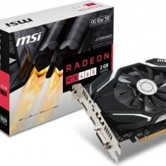 Placa video MSI RADEON RX 460, 2G, OC, GDDR5, 128bit, PCIe - Placa video PC