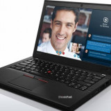 Notebook Lenovo ThinkPad X260, 12.5 inch, procesor Intel Core i5-6200U, 2.3 Ghz, 4 GB RAM, 500 GB SSHD, Windows 7 Pro, video integrat - Laptop Lenovo