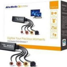 TV Tuner AverMedia, VGA, TV, USB, EZMaker 7, V2.0 - TV-Tuner PC