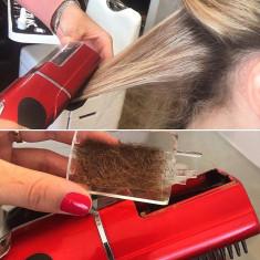 Placa Aparat Masina de tuns varfuri despicate - hair trimmer - Well TOP - Aparat de Tuns