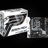 Placa de baza ASRock ASRock B250M-HDV, INTEL B250 Series, LGA1151, 2 DDR4, 1 x M.2 (for SSD)