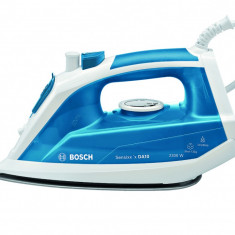 Fier de calcat Bosch TDA1023010, 2300 W, alb/ albastru