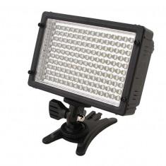 Lampa foto-video 160 LED-uri Triopo TTV-160 TTV160 - Lampa Camera Video
