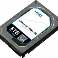Hard disk Hitachi Ultrastar 7K6000, 6TB, 7200 RPM, SAS 12GB/s