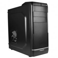Carcasa TACENS Fortis, Middle Tower, USB 3.0, fara sursa, neagra - Carcasa PC