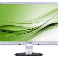 Monitor 24 inch LCD, Philips Briliance 245P Silver & Black