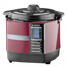 Multicooker Oursson Versatility cu presiune inalta MP5005/DC