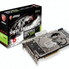 Placa video MSI GeForce GTX 1080 SEA HAWK EK X, 8 GB GDDR5X, 256-bit - Placa video PC
