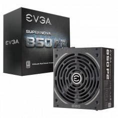 Sursa EVGA SuperNova 850 P2, 850W, 80+ Platinum, ventilator 140 mm, PFC Activ - Sursa PC