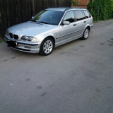 BMW 320 D 136CP an 2000 pret 2499€ vînd sau schimb, Motorina/Diesel, 350000 km, Seria 3