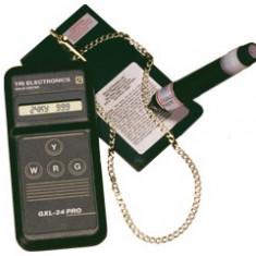 Tester aur ( Tri Electronics GXL-24 Pro Gold Tester ) - Inel placate cu aur