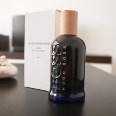 Parfum TESTER original Hugo Boss Bottled Night 100 ml - Parfum barbati Hugo Boss, Apa de toaleta