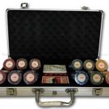 Set de poker Cash game 300 jetoane - Set poker