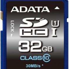 Card memorie A-Data Premier SDHC UHS-I U1 Cls 10 32GB - Multimedia card