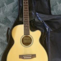 Chitară electrică - folosită - Chitara electrica FLAME