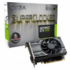 Placa video EVGA GeForce GTX 1050 SC GAMING, 2GB GDDR5, 128-bit - Placa video PC