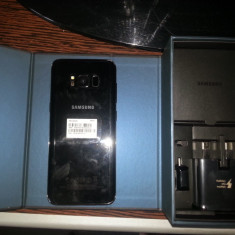 Samsung galaxy s8 nou - Telefon Samsung, Negru, Neblocat, Single SIM