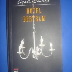 AGATHA CHRISTIE - HOTEL BERTRAM - Carte politiste, Litera