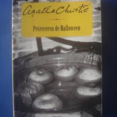 AGATHA CHRISTIE - PETRECEREA DE HALLOWEEN - Carte politiste, Litera