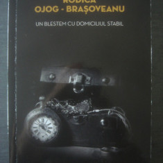 RODICA OJOG-BRAȘOVEANU - UN BLESTEM CU DOMICILIUL STABIL - Carte politiste, Litera