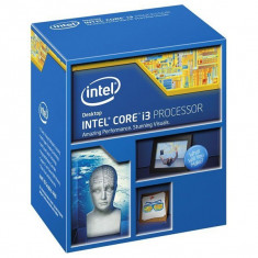 Procesor Intel Core i3-4170, 3.7 GHz, Socket LGA1150, 54 W - Procesor PC