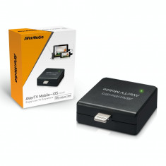 TV Tuner AverMedia DVB-T Mobile 330 for iOS, Lightning - TV-Tuner PC
