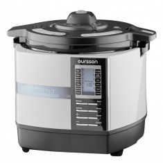 Multicooker Oursson Versatility cu presiune inalta MP5005/IV