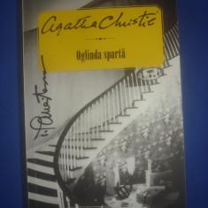 AGATHA CHRISTIE - OGLINDA SPARTĂ - Carte politiste, Litera